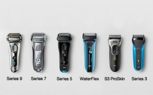 Braun Electric Shavers- Best Grooming Accessories for Men