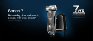 Braun Series 7-790cc Pulsonic Electric Shaver Review 2017